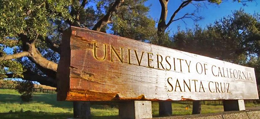Módulo Internacional - UNIVERSIDADE DA CALIFÓRNIA – SANTA CRUZ - UCSC