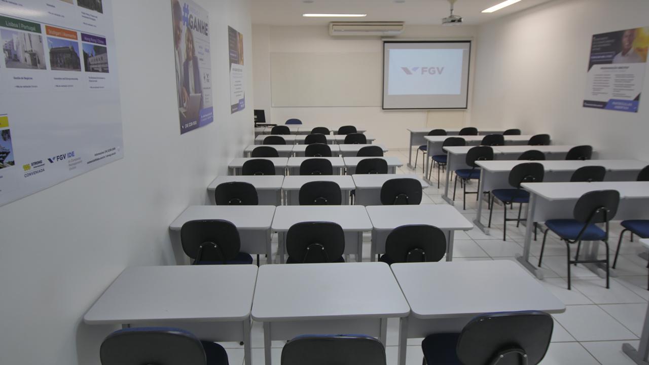 salas para treinamentos e reuniões em Uberlândia