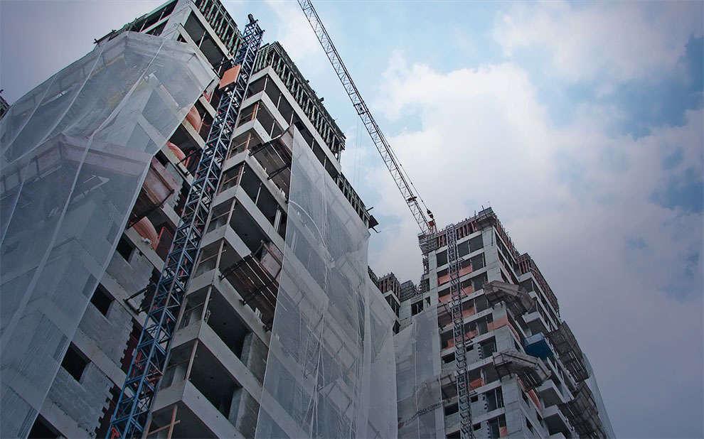 INCC-M: Custo da construção sobe 0,84% em julho de 2020