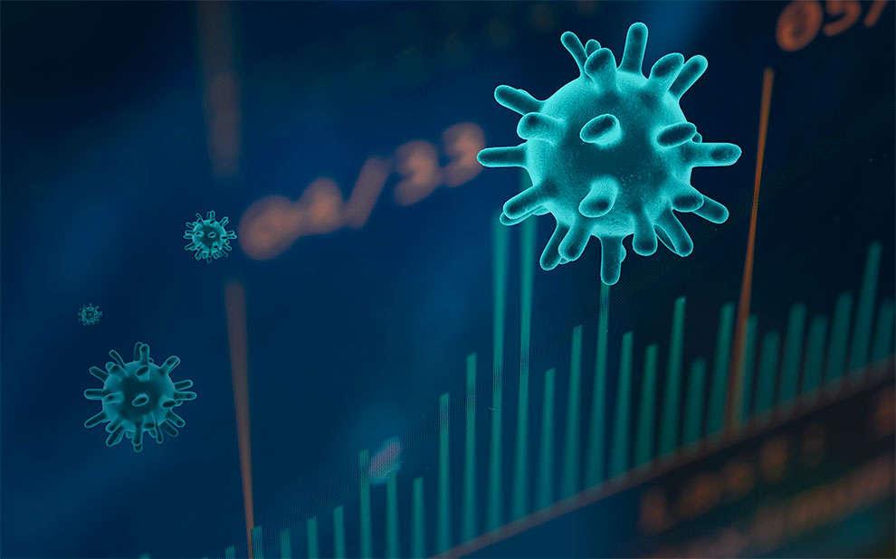Barômetros Econômicos Globais refletem corrida entre avanço da pandemia e programas de imunização