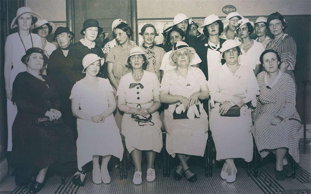 FGV disponibiliza acervos fotográficos de mulheres intelectuais do século XX