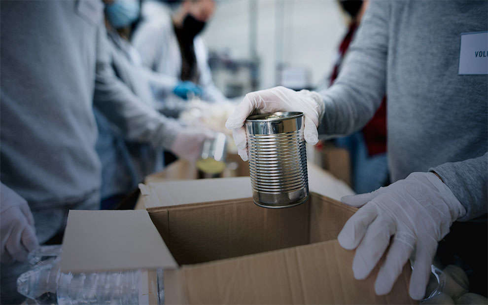 FGV CPDOC integra projeto internacional de Inovação em Ajuda Humanitária