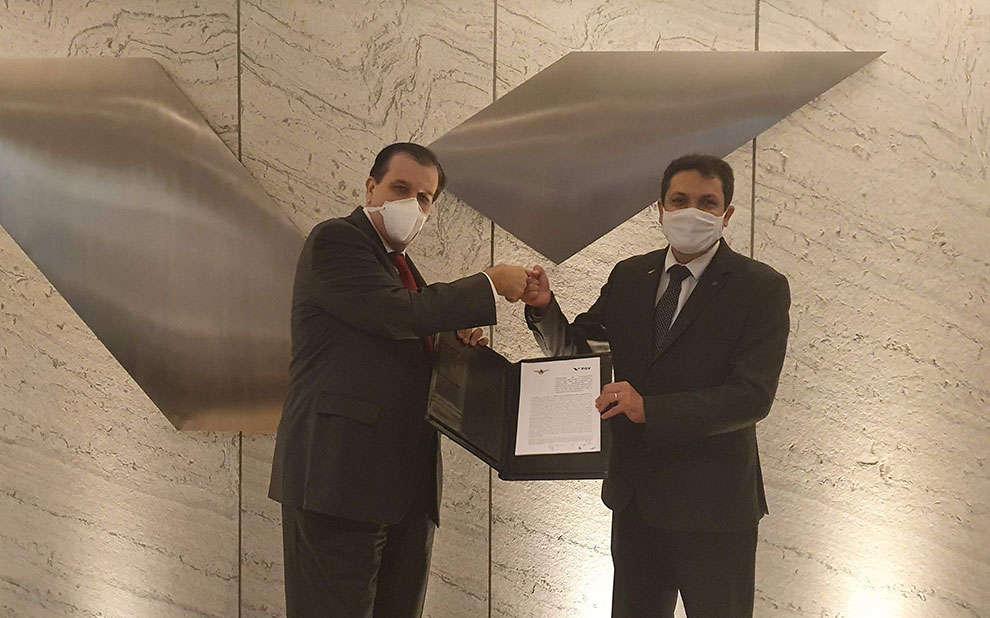 FGV e ITA assinam parceria de cooperação