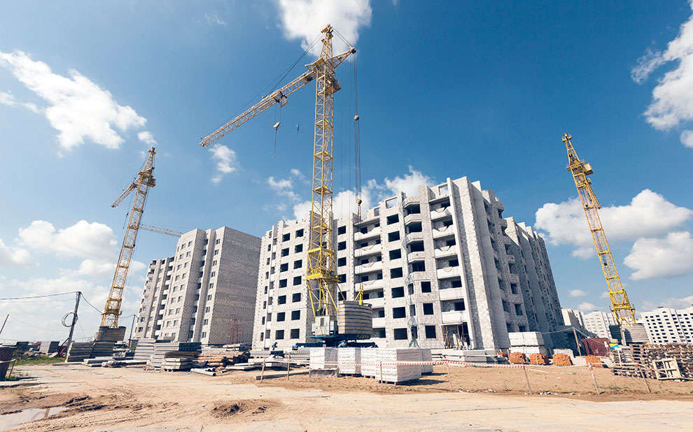 INCC-M: Índice Nacional de Custo da Construção sobe 0,56% em setembro